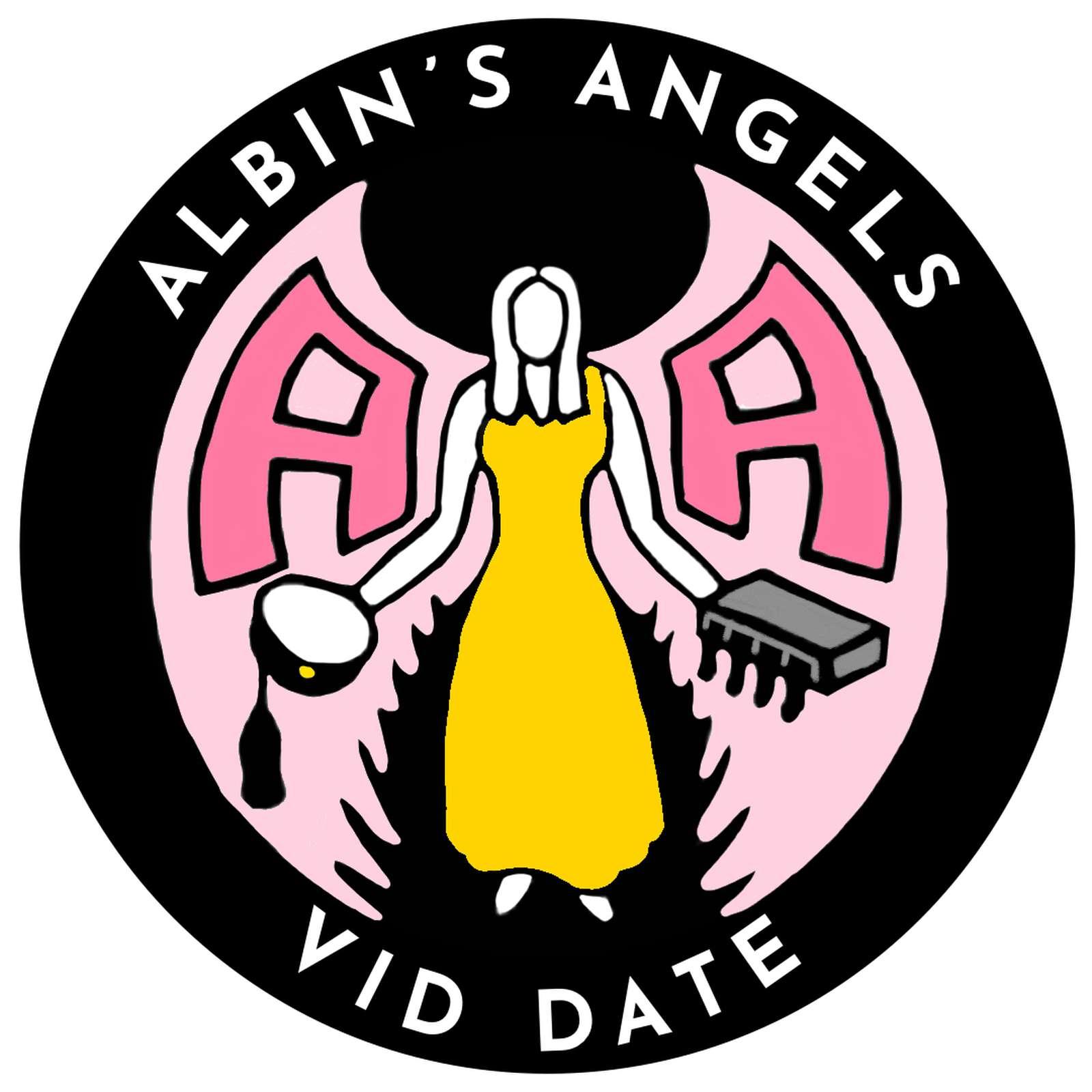 Albins Angels halarmärke
